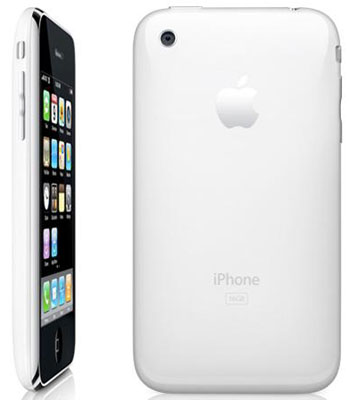 iPhone 3GS White